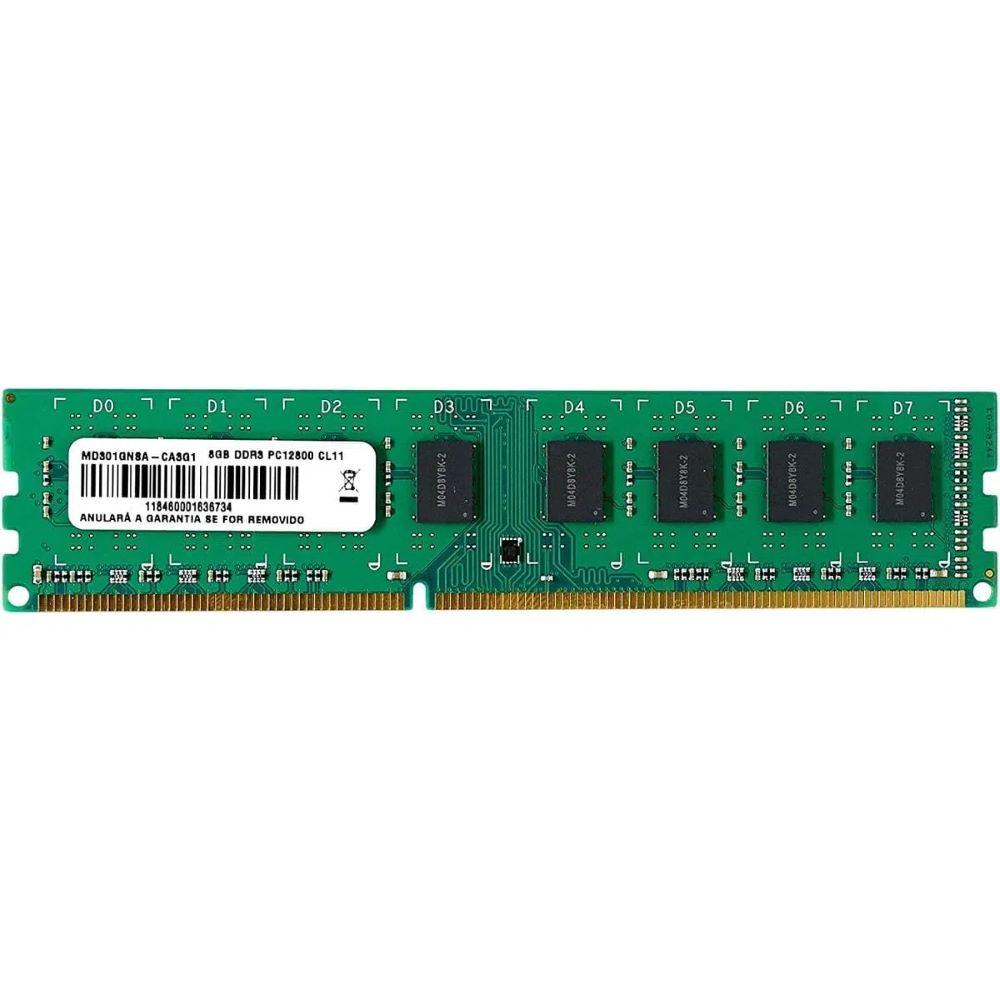 Memoria Para Desktop Multilaser 8Gb Ddr3 1600Mhz 1.50V  - Districomp Distribuidora