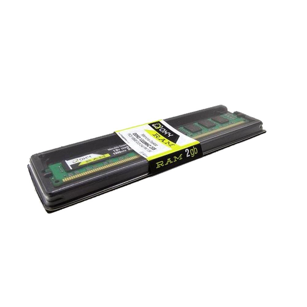 Memoria Para Desktop Oxy - DDR3 2GB - 1333MHZ