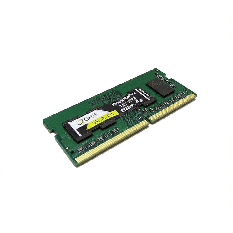 Memoria Para Notebook 4GB Oxy - DDR4 2133MHZ  - Districomp Distribuidora