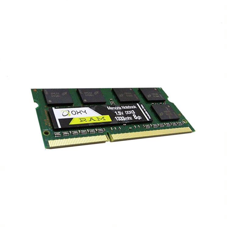 Memoria Para Notebook Oxy - 8GB - DDR3 1333MHZ