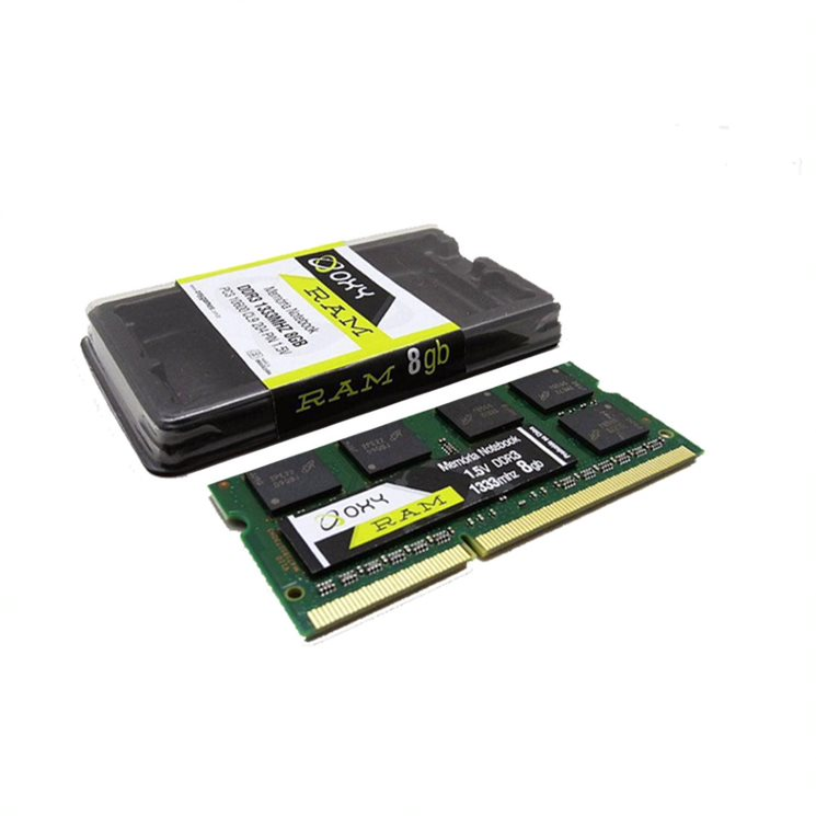 Memoria Para Notebook Oxy - 8GB - DDR3 1333MHZ  - Districomp Distribuidora