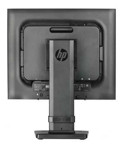 """Monitor Hp 18.9"""" Led E190i Vga Dvi-d Displayport 3xUsb Quadrado Base Articulada(U)  - Districomp Distribuidora"""
