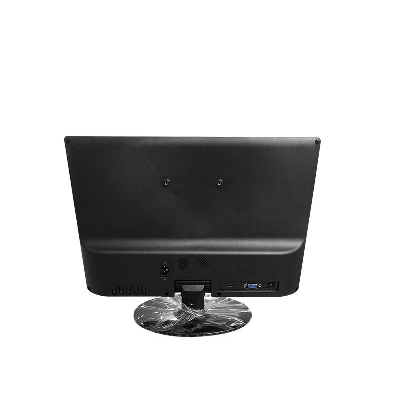 Monitor Led 15.4 Tronos 15TRS-KAN Vga e Hdmi Preto Widescreen Box  - Districomp Distribuidora