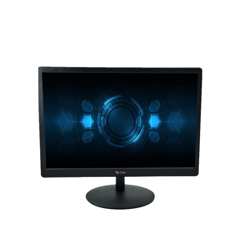 Monitor Led 19 Duex Widescreen Vesa Hdmi Vga Hd 1440x900 Preto - 000107-6  - Districomp Distribuidora