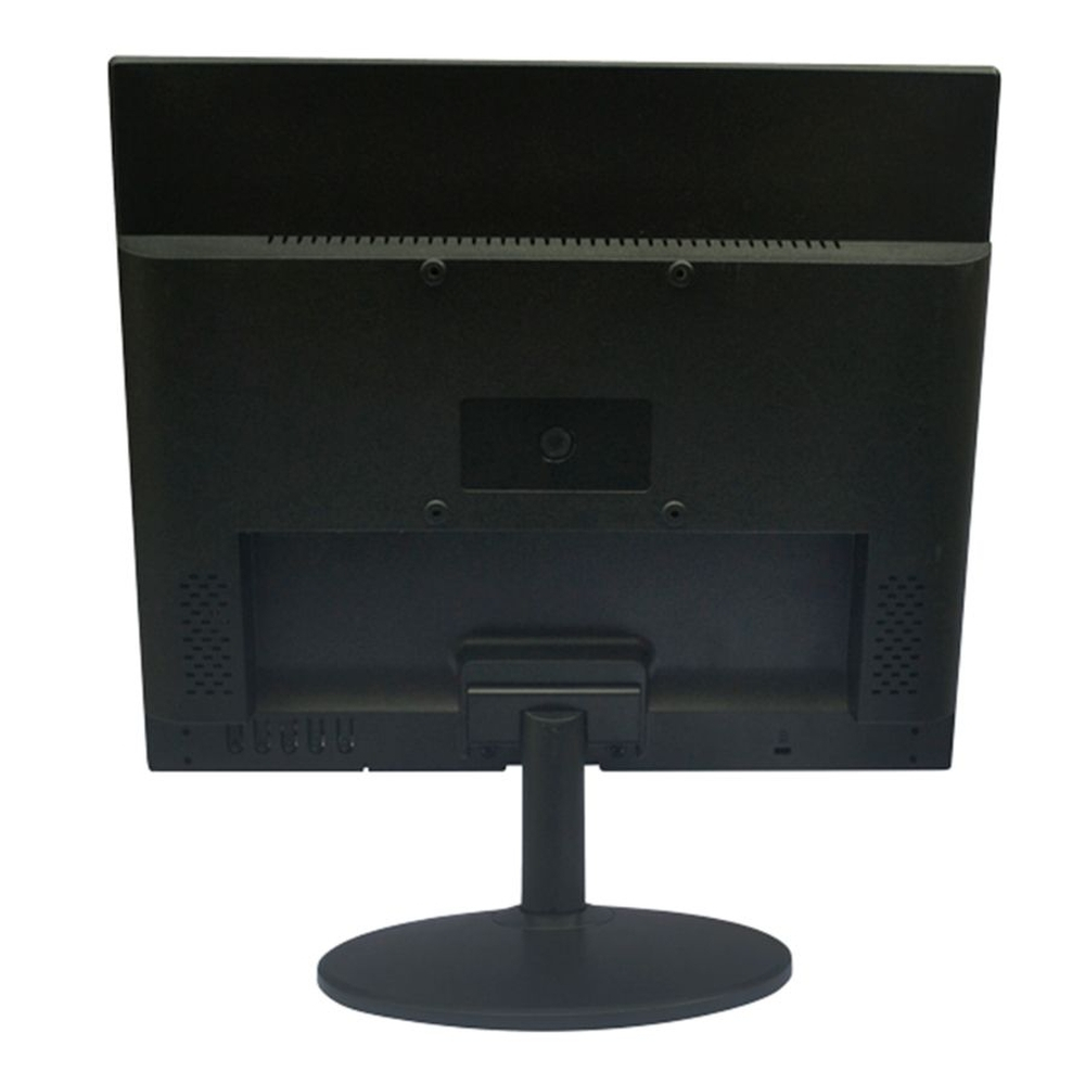 Monitor PCTop LED 17 60Hz 5ms HDMI VGA Preto - MLP170HDMI  - Districomp Distribuidora
