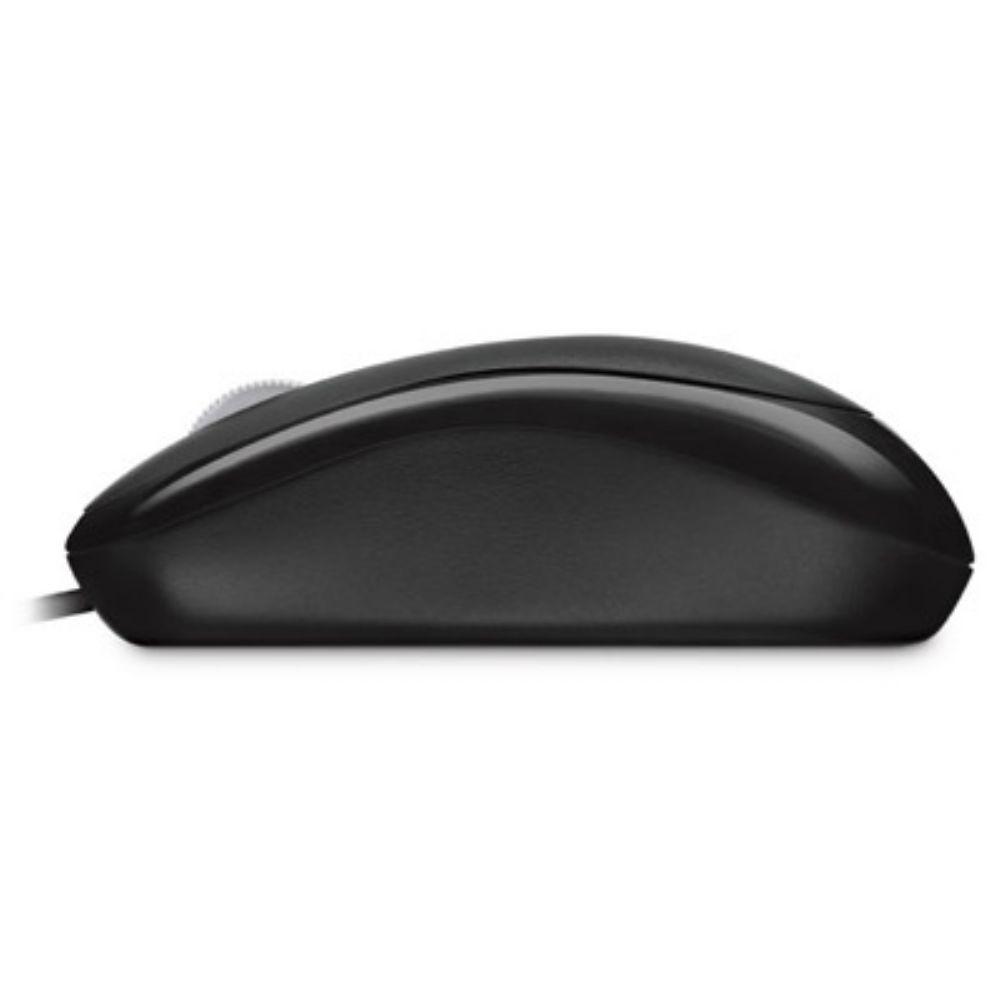 Mouse Optical Basic Com Fio Usb Preto Microsoft - P5800061  - Districomp Distribuidora