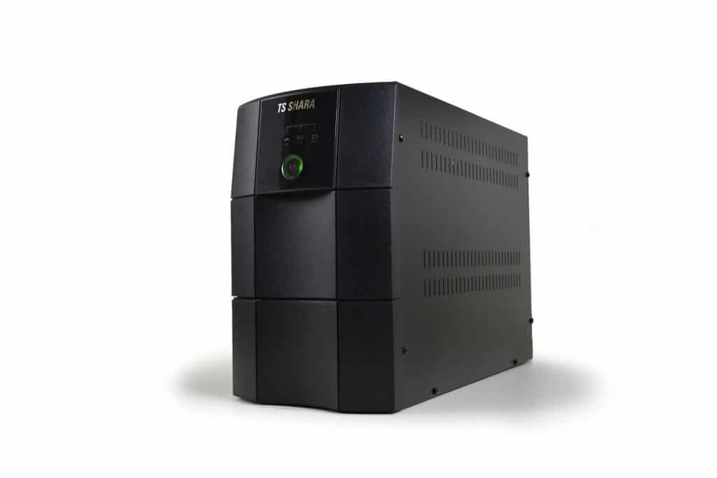 Nobreak TS- Shara Profissional Univer. 3200va BIV ENT-115V/220V 115V/220V 8TM 2Bat 12v18ah (4300)  - Districomp Distribuidora