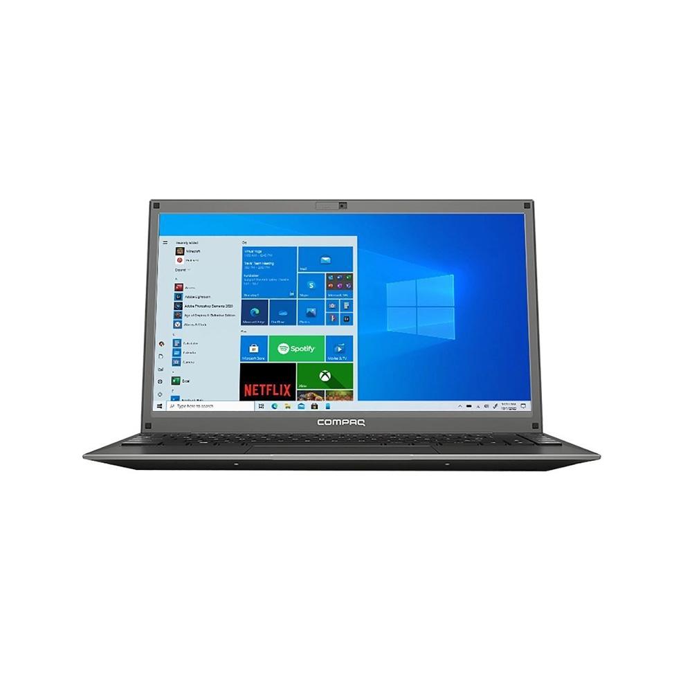 Notebook  14 Ultraslim Compaq 430 I3 6157U 4GBDDR4 SSD128GB hdmi usb 3.0 win10home  - Districomp Distribuidora