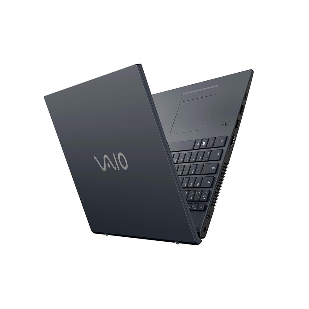 Notebook 15,6 fhd Vaio F15 I3 10100U 4GBDDR4 HD1TB hdmi usb3.0 Tecl num res agua Linux  - Districomp Distribuidora