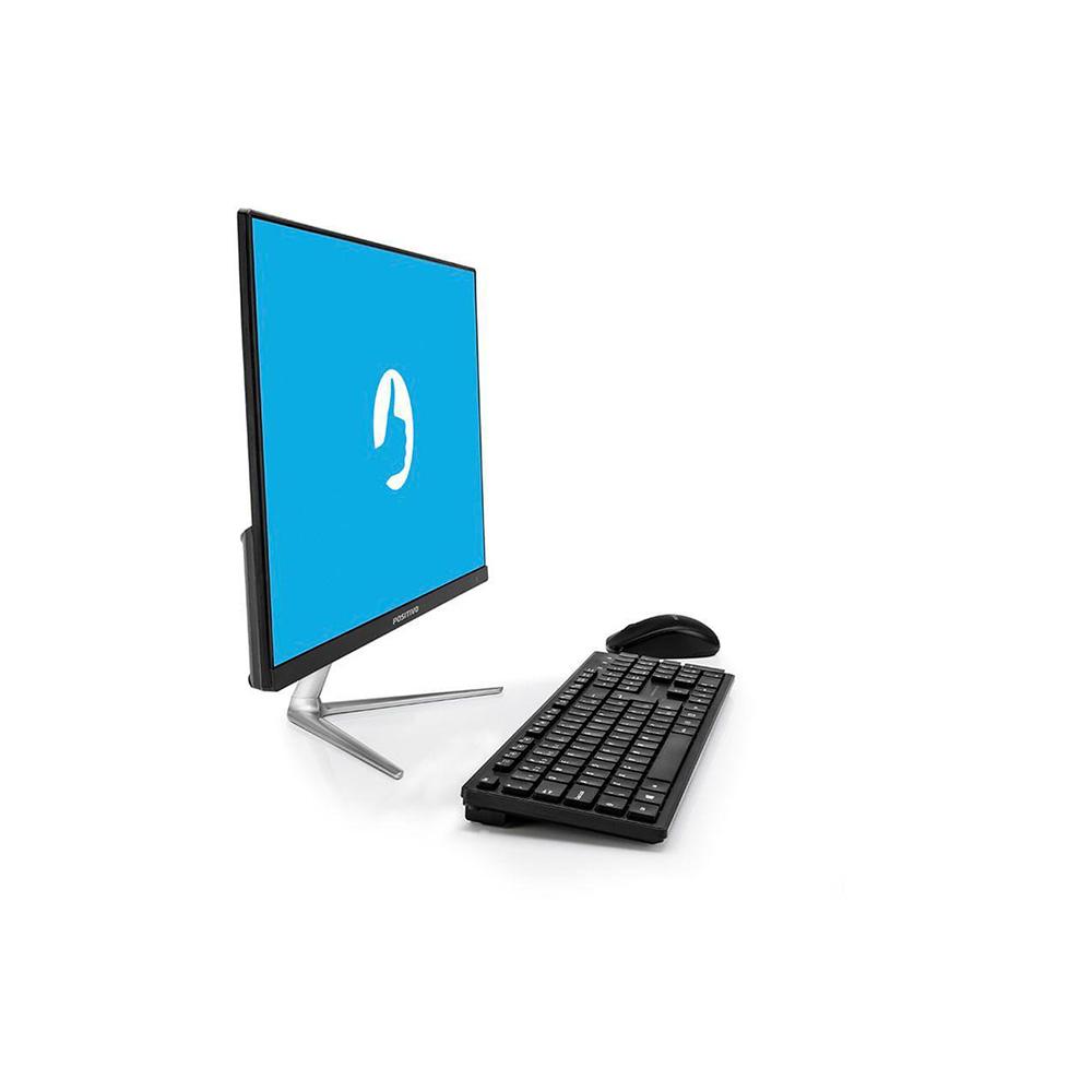 PC All In One 21,5 FHD Positivo Master A2200 Core 13 8130U 4GBDDR4 HD500GB HDMI USB3.0 M/TC SH EFI  - Districomp Distribuidora