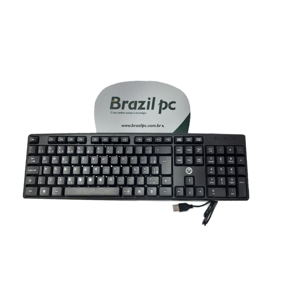 """Pc All In One 21.5""""FULLHD BRAZIL PC Ssd240gb 8gb 21,5 Wifi Linux  - Districomp Distribuidora"""