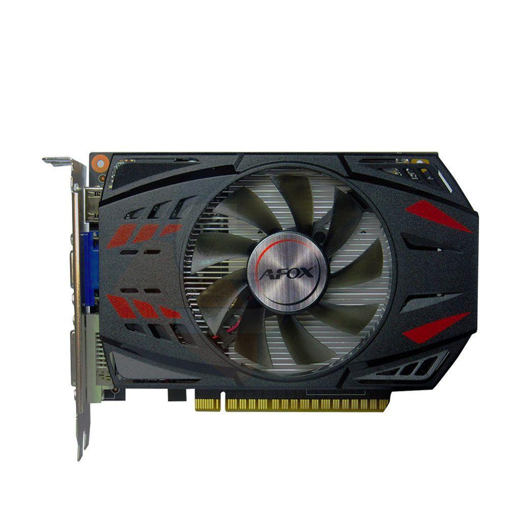 Placa de Video Duex Geforce GT 750TI 2Gb Ddr5 128 Bits - Hdmi - Dvi - Vga - GTX750TI-2Gb5 Box  - Districomp Distribuidora