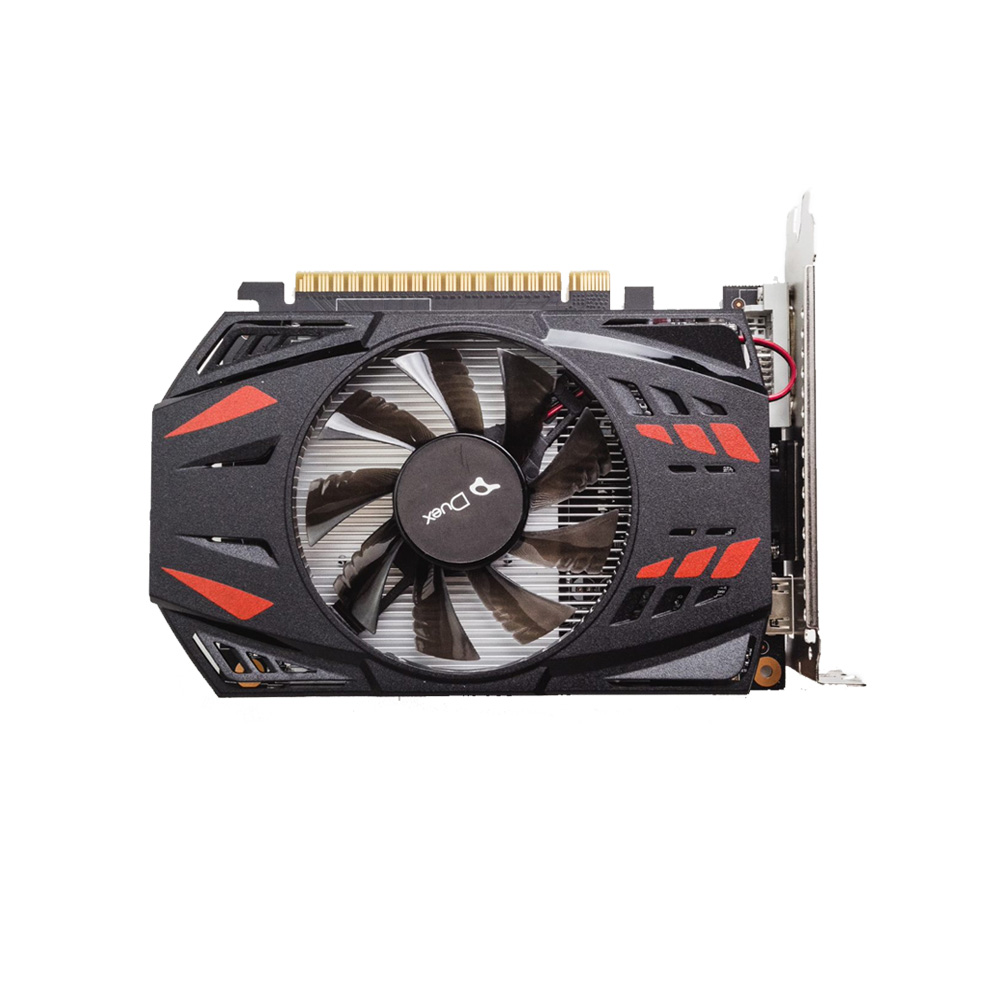 Placa de Video Geforce Gtx750ti 4gb ddr5 128 Bits -hdmi - dvi - vga -  Duex gtx750ti-4gd5 Box  - Districomp Distribuidora