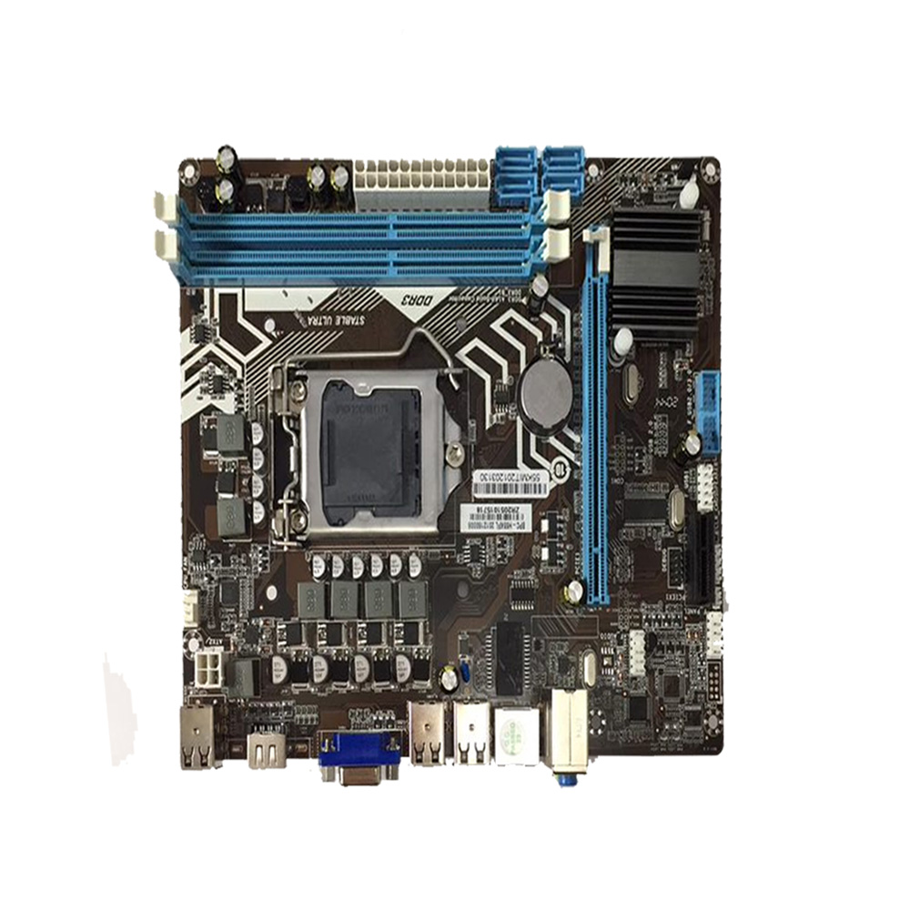 Placa Mae Brazil PC - 1156 BPC - H55KFL