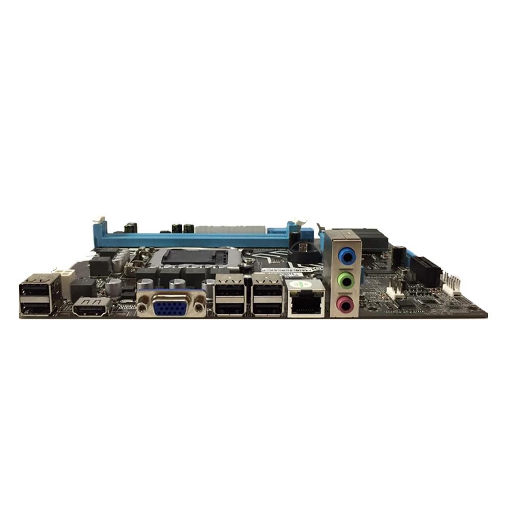 Placa Mae Brazil PC - 1156 BPC - H55KFL  - Districomp Distribuidora
