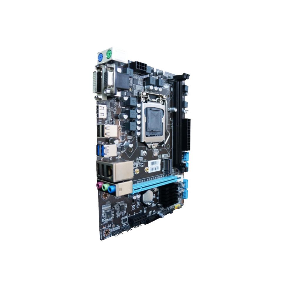 Placa Mae Brazilpc 1151 BPC-H310MC-TG (2xDdr4/1xHdmi/1xVga/2xUsb3.0/1xM.2/Rede/Audio) Oem  - Districomp Distribuidora