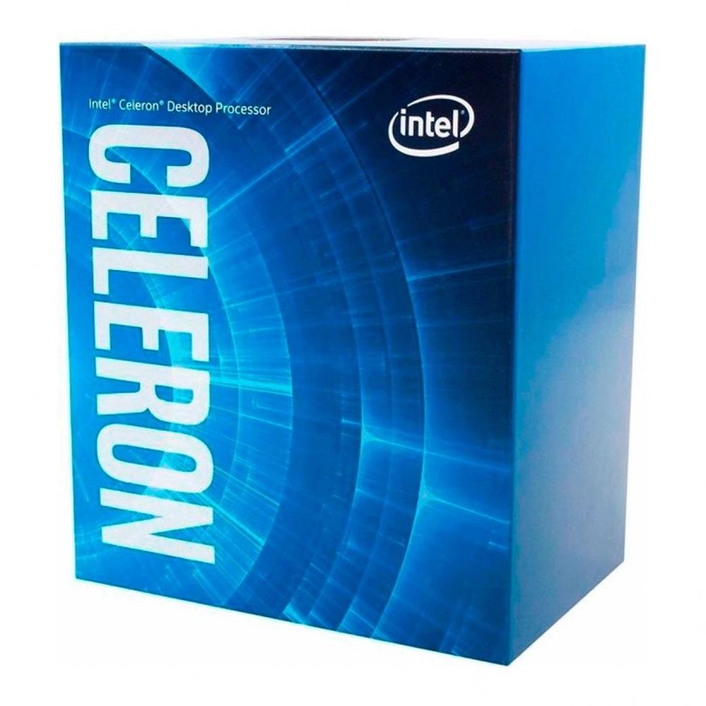 Processador Intel Celeron Dual Core G5925 3.60Ghz 4mb Lga 1200 10ª Ger Com Cooler (Box)  - Districomp Distribuidora