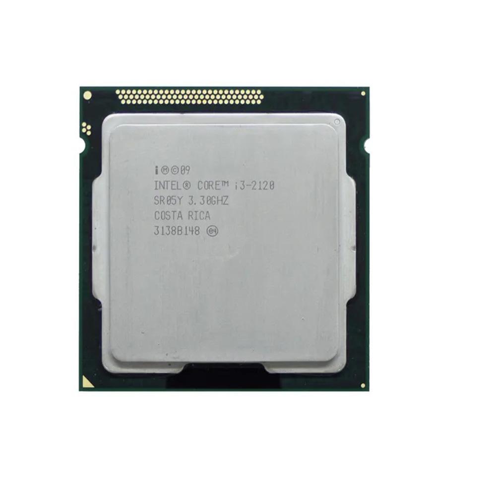 PROCESSADOR INTEL CORE I3-2120 3.30Ghz 3MB LGA 1155 2ª GER SEM COOLER (OEM)