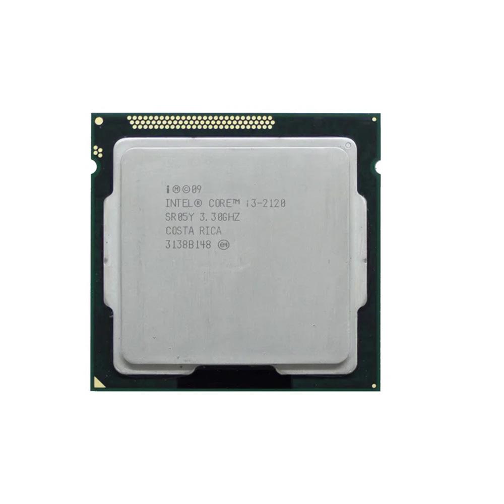 PROCESSADOR INTEL CORE I3-2130 3.40Ghz 3MB LGA 1155 2ª GER SEM COOLER (OEM)