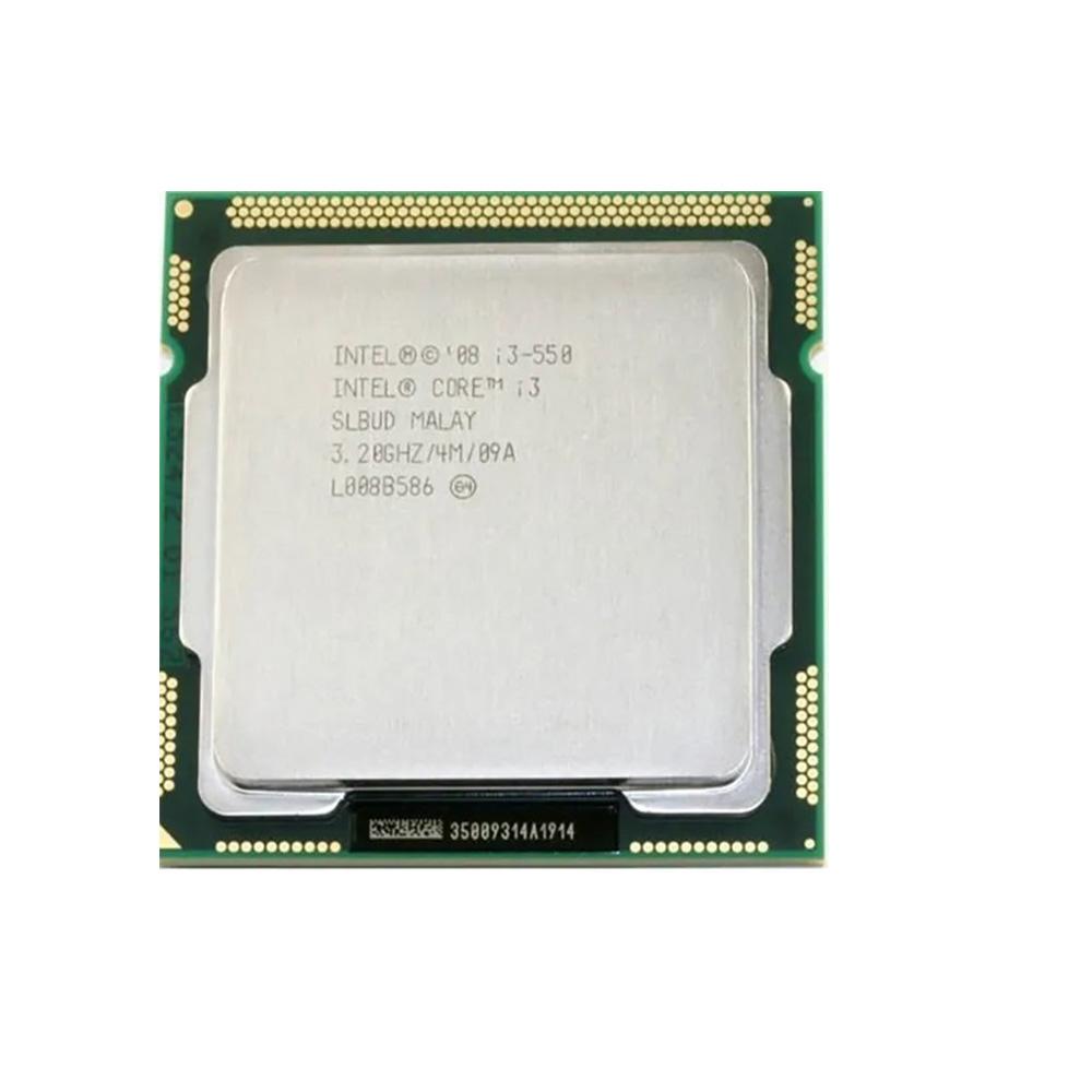 PROCESSADOR INTEL CORE I3 550 3.20Ghz 4MB LGA 1156 1ª GER SEM COOLER (OEM)  - Districomp Distribuidora