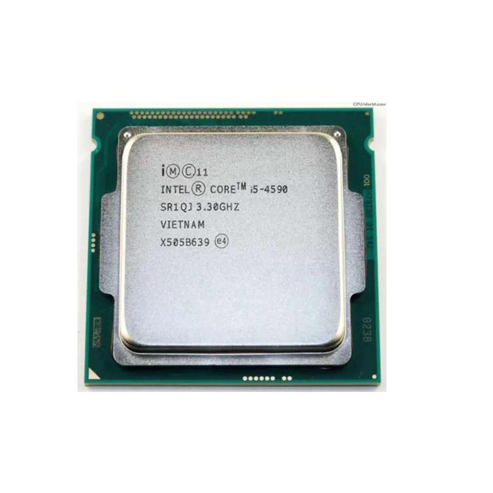 PROCESSADOR INTEL CORE I5 4590 3.30Ghz (Turbo3.70Ghz) 6MB LGA 1150 4ª GER SEM COOLER (OEM)