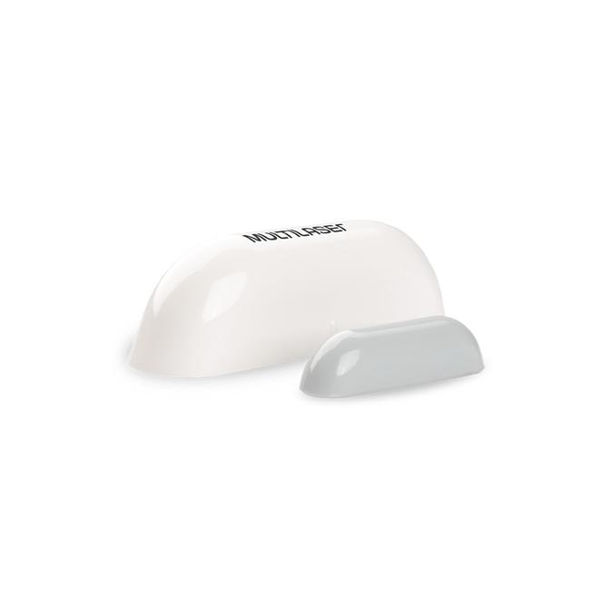 Sensor de Abertura Inteligente Wi-fi Multilaser Para Portas e Janelas Liv - SE228  - Districomp Distribuidora