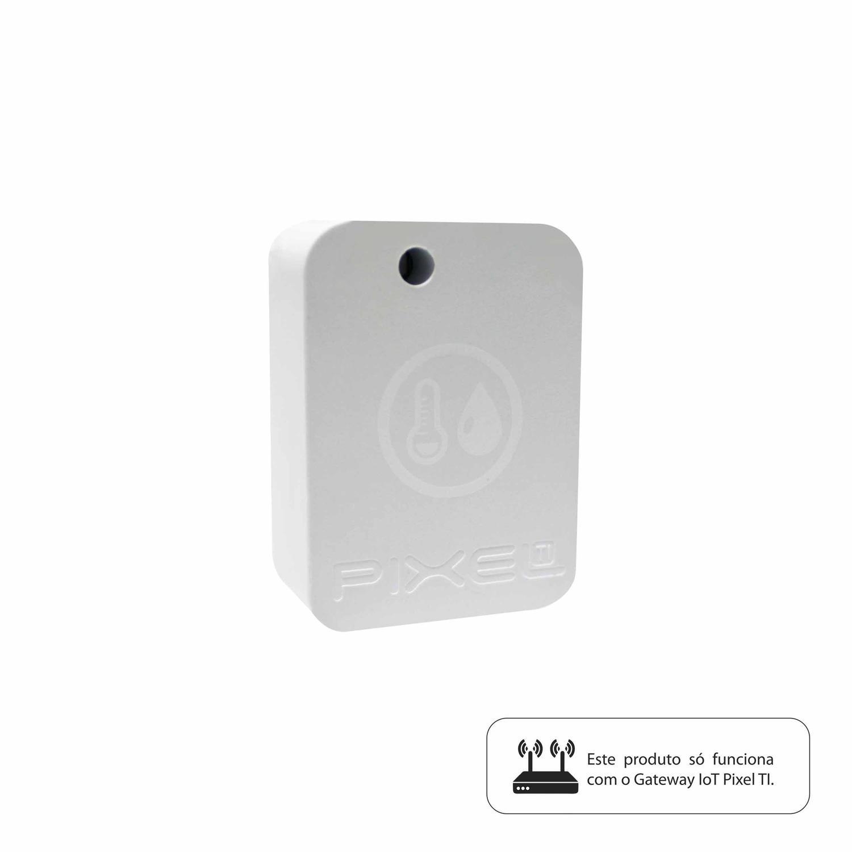 Sensor de Temperatura e Umidade Pixel TI Rev1 - CMA010Z-C004STEM
