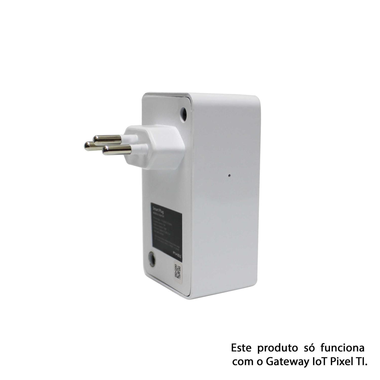 Smart Plug Pixel TI Rev2 - C006TINT  - Districomp Distribuidora