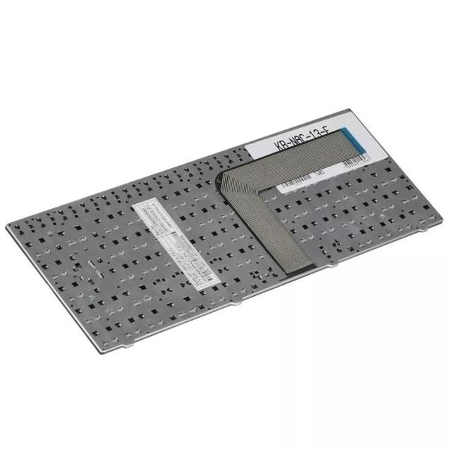 Teclado Para Notebook 14E e 14F Com Frame KB-NAC-13-F  - Districomp Distribuidora