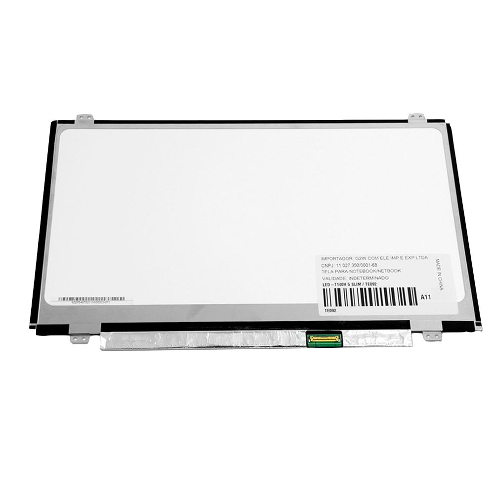 TELA PARA NOTEBOOK LENOVO T440 141 1366X768 - N140BGE-E43  - Districomp Distribuidora