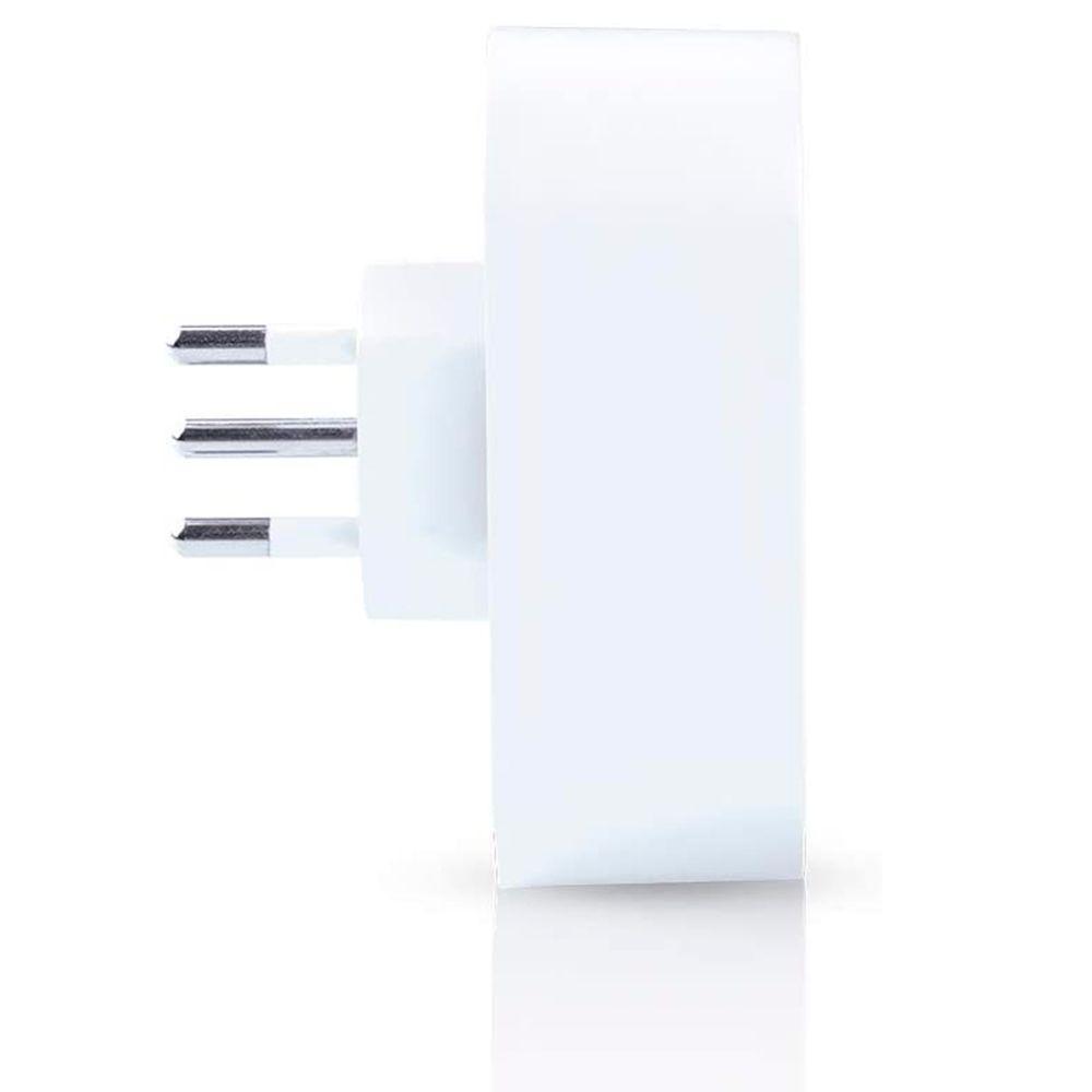 Tomada Inteligente Wifi Multilaser 11/220vac - SE231  - Districomp Distribuidora