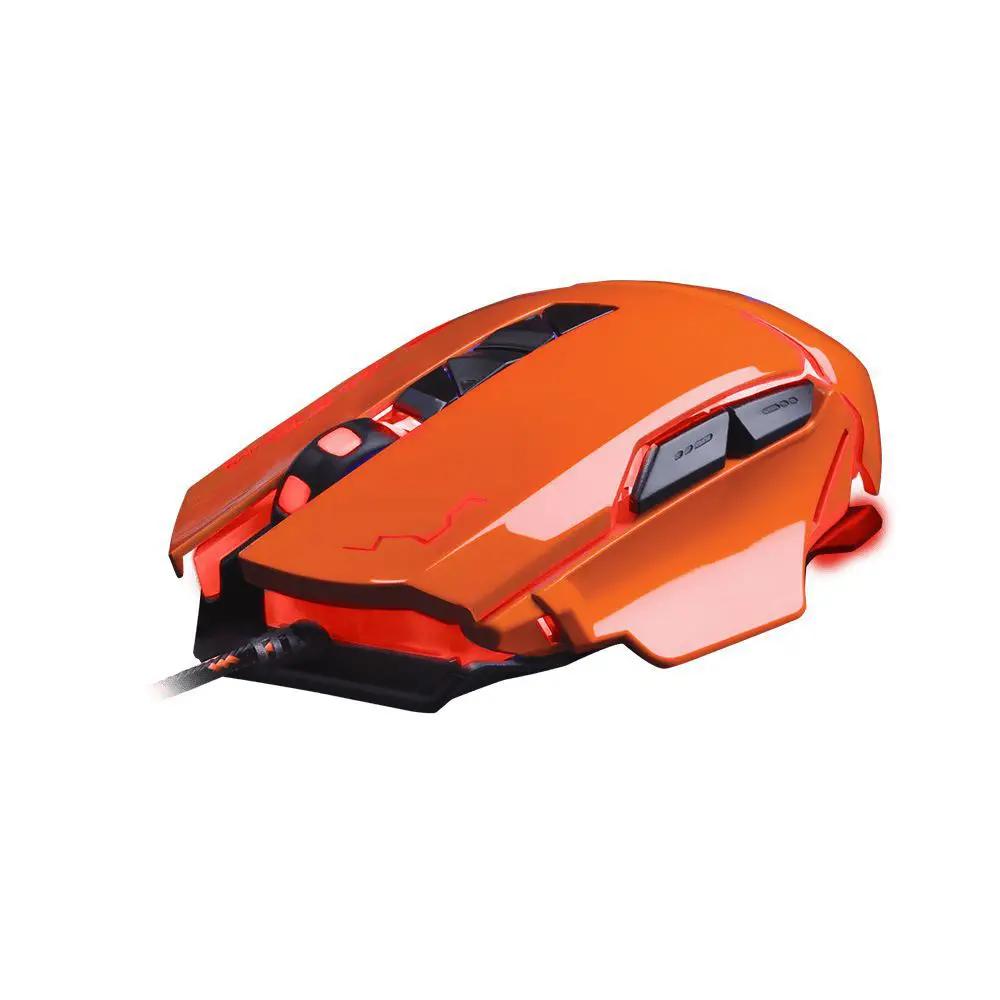 Warrior Ivor Mouse Gamer 3200dpi Laranja - MO263  - Districomp Distribuidora