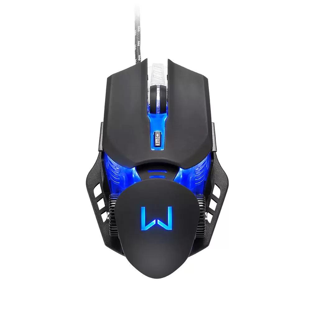 Warrior Keon Mouse Gamer 3200 Dpi Preto - MO267
