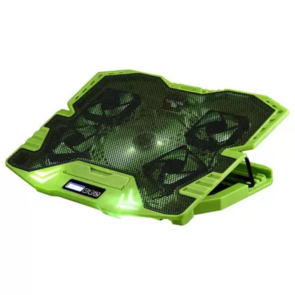 Warrior Zelda Cooler Gamer Com Led Verde - AC292  - Districomp Distribuidora
