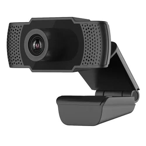 Web Cam Brazilpc C310 Fhd 1080p C/ Microfone Box  - Districomp Distribuidora