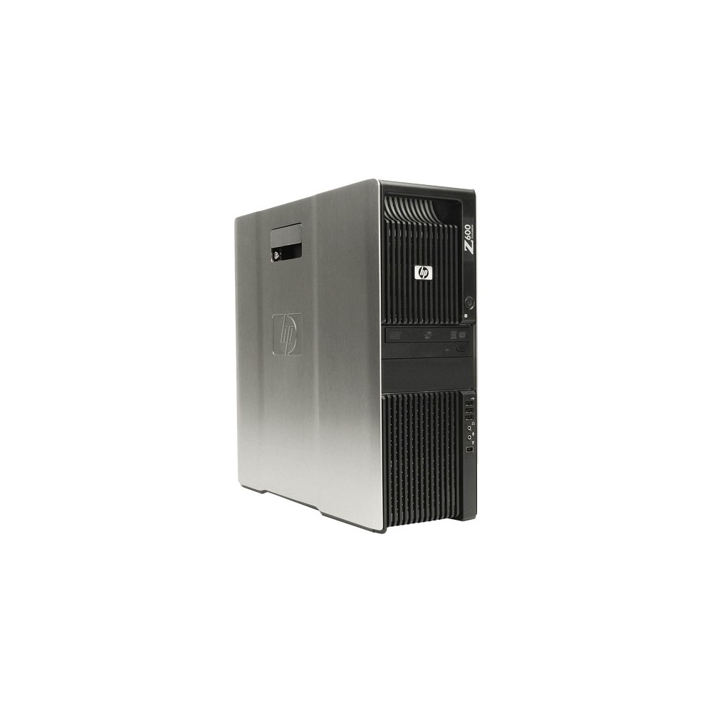 Workstation hp z600 xeon e5620 2.40Ghz 16gbddr3 ecc hd500GB 9800gt 1gb linux(u)  - Districomp Distribuidora