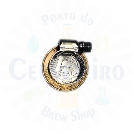 Abracadeira Rosca Sem Fim em Inox  10 -16mm