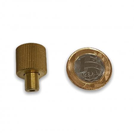 Adaptador rosca Ball Lock para Mini Reguladoras