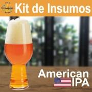Kit Insumos American IPA Ponto