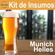 Kit Insumos Munich Helles