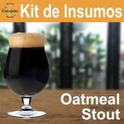Kit Insumos Oatmeal Stout Ponto