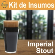 Kit Insumos Russian Imperial Stout