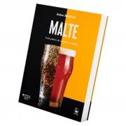Livro Malte - Guia Prático do Campo a Cervejaria