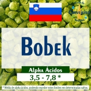 Lupulo Bobek (Barth Hass) Pellet T90 - 50g