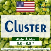 Lupulo Cluster (Barth Hass) Pellet T90 - 50g