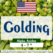 Lupulo Golding (Barth Hass) Pellet T90 - 50g