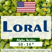 Lupulo Loral (Barth Hass) Pellet T90 - 50g