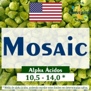 Lupulo Mosaic (Barth Hass) Pellet T90 - 50g