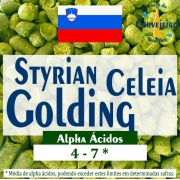 Lupulo Styrian Golding Celeia (Barth Hass) Pellet T90 - 50g