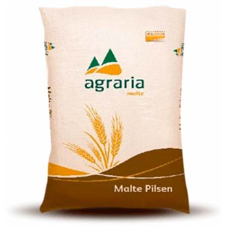 Malte Pilsen Agraria (3,5 EBC) - Saca 25 kg